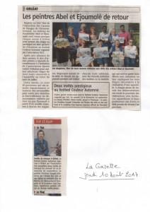 La Gazette 17 08 10